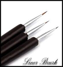 10 types of nail art brushes and how to use them ebay