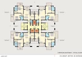 popular luxury apartments plan yoo by starck luxury apartment