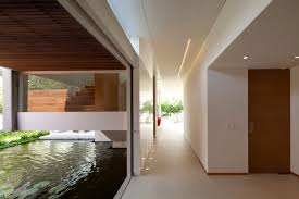 T Shaped House Floor Plans T Shaped Contemporary Mexican House