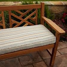 sunbrella bench cushion 60 choice comfort your cushions