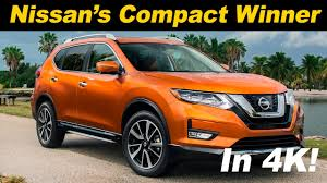 nissan small sports car 2017 nissan rogue first drive review detailed in 4k uhd youtube