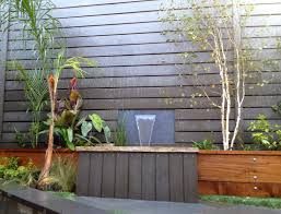 Curved Garden Wall by Sculpt Gardens Design Build Trexie Lexie