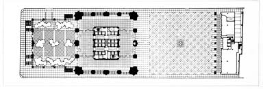 palace place floor plans ad classics ppg place john burgee architects with philip