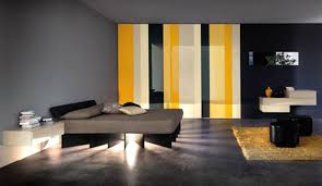 Grey Feature Wall Beautiful Design Modern Bedroom Color Scheme Ideas Comes With Grey