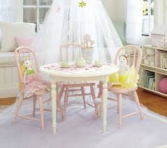 Princess Table And Chairs Oh Emmm Geee This Is The Exact Look I Was Going For In The
