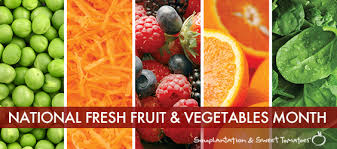 fruit of the month color me healthy national eat your vegetables day souplantation