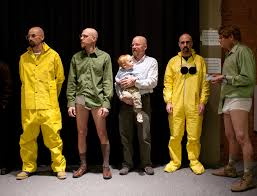 breaking bad costume walter white lookalikes descend on albuquerque to see who breaks