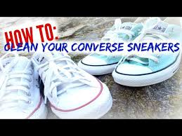 What Temperature Do I Wash Colors - 3 easy ways to clean your converses wikihow