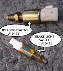 kia forte brake light switch brake light stuck on even when parked w engine off insight