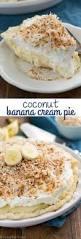 caramel banana cream pie banana cream pies banana cream and