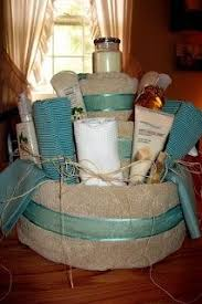 bathroom gift ideas spa gift basket pinteres