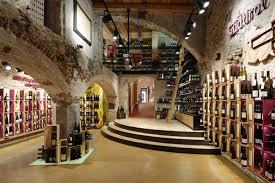 italy design shop harpf drink shop by raumstory and monovolume bruneck italy