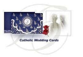 Catholic Wedding Invitation Christian Wedding Invitations Catholic Wedding Cards By Indian Cards