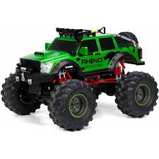 videos de monster truck 4x4 9 6v 4x4 rhino expeditions full function radio controlled vehicle