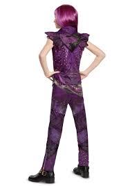 mal costume descendants 2 classic mal costume for