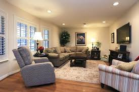 Lighting For Living Room With High Ceiling Can Lights In Living Room Living Room Living Room Lighting Ceiling