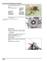 honda click repair manual 28 images pdf honda vario click