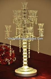 Crystal Wedding Centerpieces Wholesale by Waterfall Wedding Crystal Chandelier Centerpieces Crystal Floral