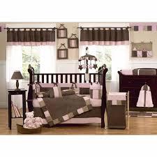 Pink Brown Crib Bedding Pink And Brown Crib Bedding Collection