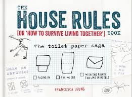 house rules survive living together oliver bonas