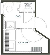bathroom floor plans small small laundry room dimensions best bathroom plans small laundry