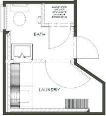 bathroom floor plans small small laundry room dimensions best bathroom plans small laundry