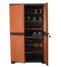 nilkamal kitchen furniture nilkamal freedom shoe cabinet and brownnilkamal