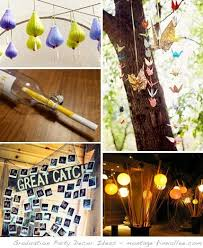 Homemade Graduation Party Centerpieces by Diy Graduation Party Decor Ideas At Home With Kim Vallee