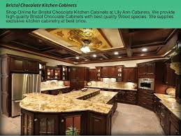 kitchen cabinet design ideas bristol chocolate kitchen cabinets design ideas by cabinets