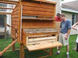 Easy Backyard Chicken Coop Plans by Chicken Coop Plans Easy Clean 12 Backyard Chicken Tractor 26 Coop