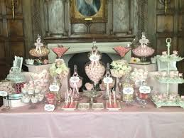 Pink Table L Buffet For Wedding Buffet Wedding Buffets L