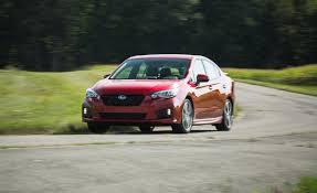 subaru sports car 2018 2018 subaru impreza in depth model review car and driver