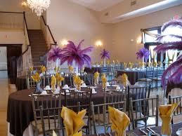 Ostrich Feather Centerpieces Candi U0027s Floral Creations Feather Wedding Centerpiece