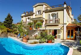 images sorrento italy swimming bath villa adriana guesthouse mansion