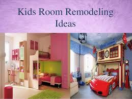 remodeling ideas for bedrooms kids bedroom remodeling ideas