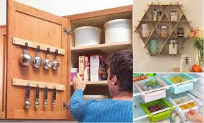 and clever kitchen storage ideas home design garden