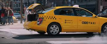 Nissan Altima Modified - image damaged nissan altima taxi cab nyc f8 png the fast
