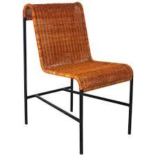 Mid Century Modern Furniture Rattan Mid Century Modern Chair By Harold Cohen And Davis Pratt