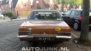opel admiral opel admiral 2800 s foto u0027s autojunk nl 196095