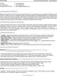Artist Resume Template Word Artist Resume Templates Download Free U0026 Premium Templates Forms