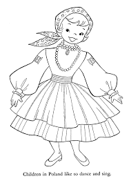 polish coloring pages eson me