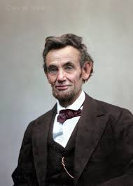 Abraham Lincoln Meme - abraham lincoln in color pics