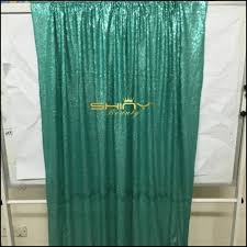 innovative teal colored shower curtains and coral and brown shower