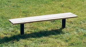 Gun Safe Bench Wood Park Bench Treenovation