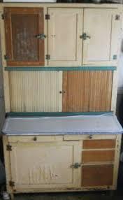 Vintage Hoosier Cabinet For Sale Vintage Antique Hoosier Kitchen Cabinet Original Finish Double Slide
