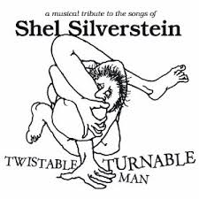Light In The Attic Book Twistable Turnable Man A Musical Tribute To Shel Silverstein