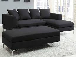 Black Fabric Sectional Sofas Black Fabric Sectional Sofas Furniture Info