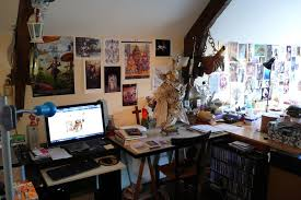 Studio Work Desk Myth U0026 Moor On Your Desk