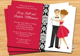 Engagement Invitation Cards Designs 15 Engagement Party Invitations Printable Psd Ai Vector Eps