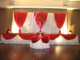 wedding backdrop chagne 69 best table backdrops images on decorations